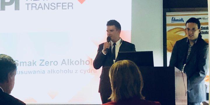 """Firma JMR Europe na konferencji """"Polskie Jabłko"""""""