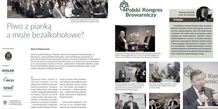 Polski Kongres Browarniczy 10-11.10.2017