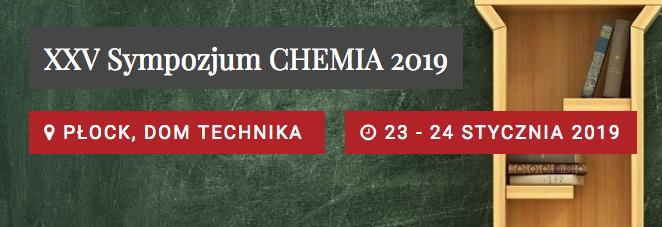 Sympozjum Chemia 2019
