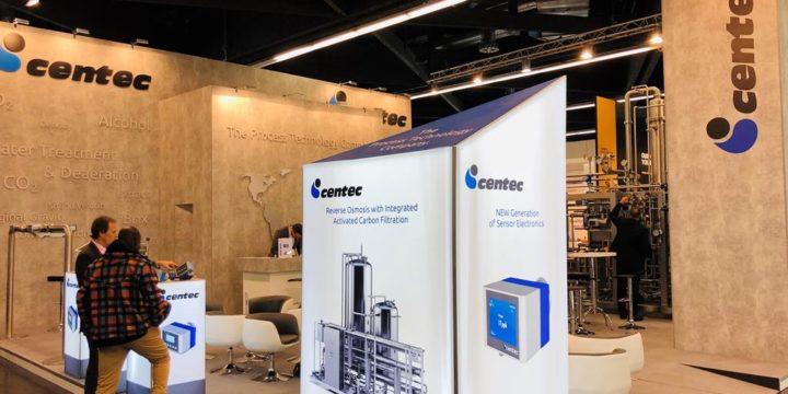 Centec GmbH on Brau Beviale Exhibition 2019