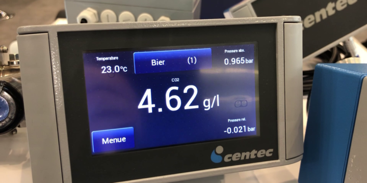 The premiere of the new Centec GmbH controller