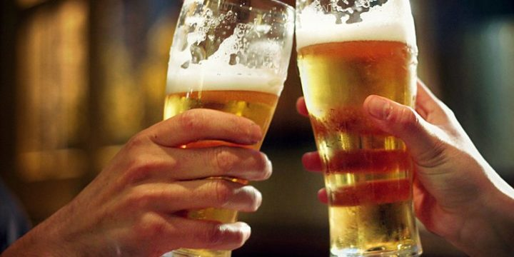 Non-alcoholic beer is taking the market by storm!